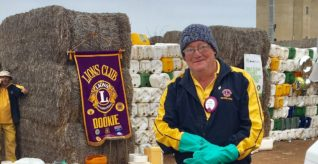 Community group collects 30-millionth drumMUSTER container