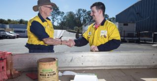 Qld farmers commended for chemical waste safety