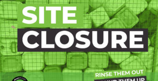 Notice of drumMUSTER Closure at the Adelaide Hills Recycling Centre