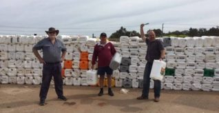Drums roll in for the Forbes and District Lions club
