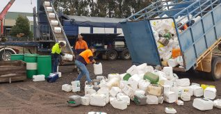 drumMUSTER operations not impacted by new Victorian EPA Regulations